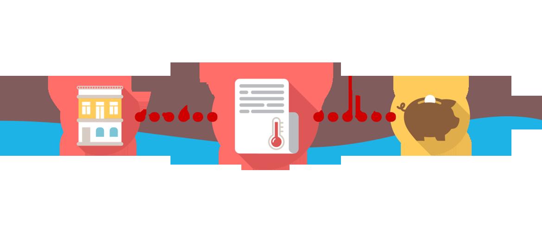 Qual è la documentazione necessaria per la richiesta di incentivi del conto termico?